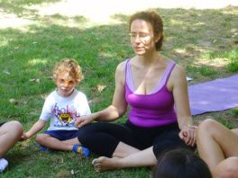 Dia Mundial Yoga Valenica - 24 06 2013