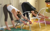 yoga iyengar silla