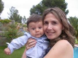Inma y Roberto - 5 meses