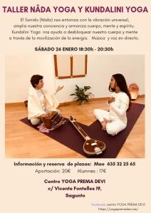 taller nâda yoga y kundalini yoga (2)
